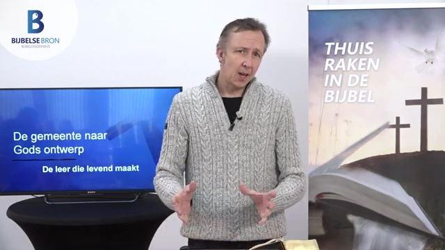 De gemeente naar Gods ontwerp (video serie)